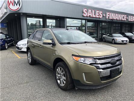 2013 Ford Edge Limited (Stk: 13-A54567) in Abbotsford - Image 1 of 15