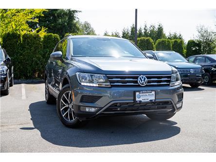 2019 Volkswagen Tiguan Comfortline (Stk: KT137909) in Vancouver - Image 1 of 29