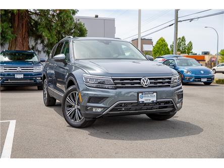 2019 Volkswagen Tiguan Highline (Stk: KT133633) in Vancouver - Image 1 of 27