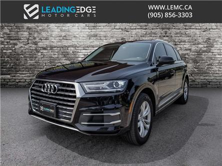 2017 Audi Q7 3.0T Progressiv (Stk: 11289) in Woodbridge - Image 1 of 28