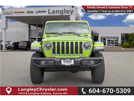 2019 Jeep Wrangler Rubicon (Stk: K594959A) in Surrey - Image 2 of 20