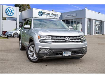 2019 Volkswagen Atlas 3.6 FSI Highline (Stk: KA531073) in Vancouver - Image 1 of 30