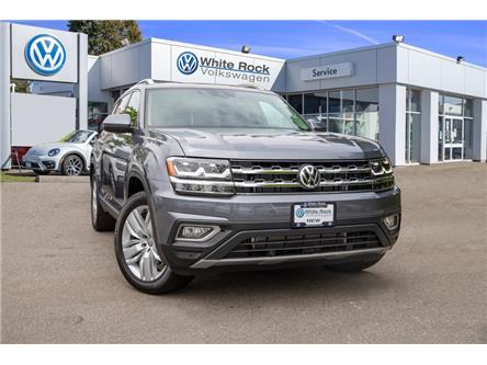2019 Volkswagen Atlas 3.6 FSI Execline (Stk: KA557345) in Vancouver - Image 1 of 30