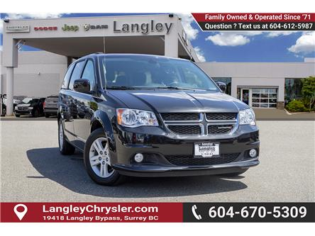 2018 Dodge Grand Caravan Crew (Stk: EE909990) in Surrey - Image 1 of 28