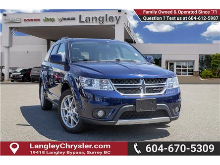 2017 Dodge Journey GT (Stk: K119400A) in Surrey - Image 1 of 30
