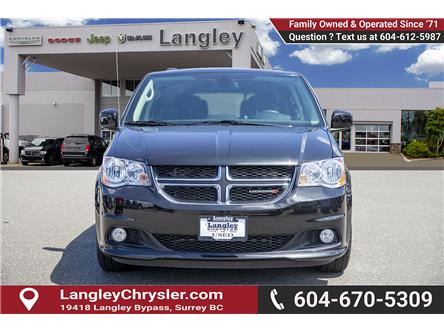 2018 Dodge Grand Caravan Crew (Stk: EE909990) in Surrey - Image 2 of 28