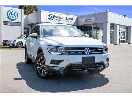 2019 Volkswagen Tiguan Comfortline (Stk: KT136899) in Vancouver - Image 1 of 29