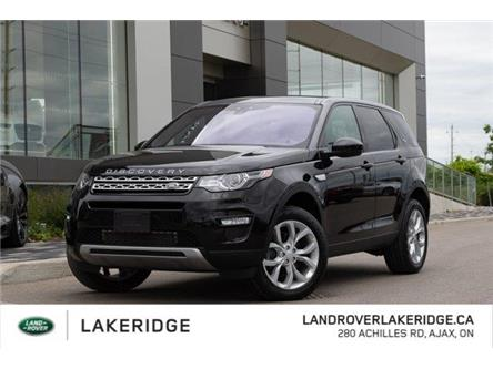 2017 Land Rover Discovery Sport HSE (Stk: R0882A) in Ajax - Image 1 of 30