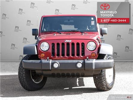 2013 Jeep Wrangler Unlimited Sport (Stk: 1901467A) in Edmonton - Image 2 of 20