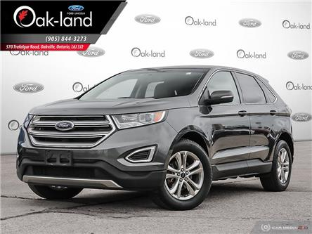 2015 Ford Edge SEL (Stk: 9D069A) in Oakville - Image 1 of 27