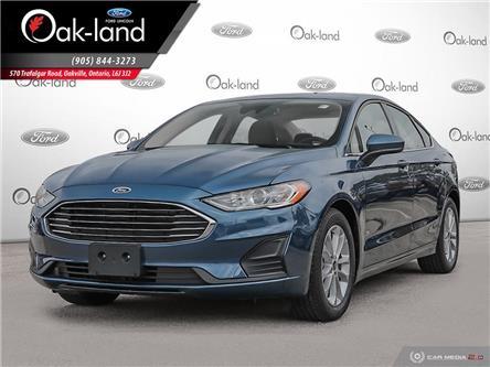2019 Ford Fusion SE (Stk: 9U013) in Oakville - Image 1 of 24
