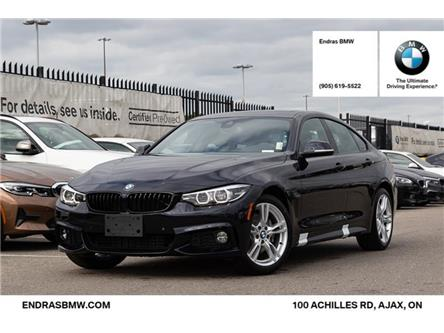 2020 BMW 430i xDrive Gran Coupe (Stk: 41070) in Ajax - Image 1 of 19