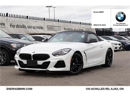 2019 BMW Z4 sDrive30i (Stk: 41082) in Ajax - Image 1 of 22