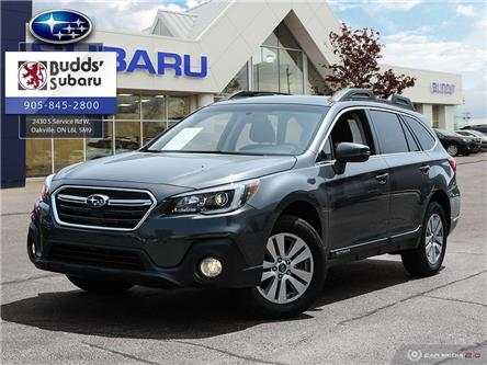 2018 Subaru Outback 2.5i Touring (Stk: O18208R) in Oakville - Image 1 of 30