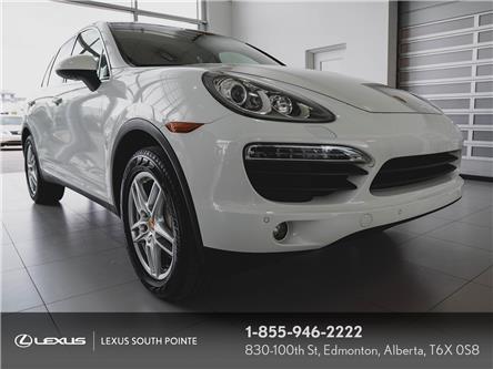 2013 Porsche Cayenne S (Stk: L9D0685A) in Edmonton - Image 1 of 26