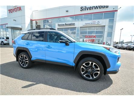 2019 Toyota RAV4 Trail (Stk: RAK164) in Lloydminster - Image 1 of 12