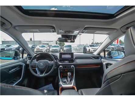 2019 Toyota RAV4 Trail (Stk: RAK164) in Lloydminster - Image 2 of 12