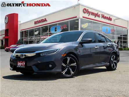 2017 Honda Civic Touring (Stk: C8525A) in Guelph - Image 1 of 26