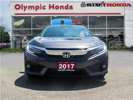 2017 Honda Civic Touring (Stk: C8525A) in Guelph - Image 2 of 26