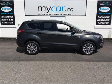 2017 Ford Escape Titanium (Stk: 190847) in Richmond - Image 2 of 20