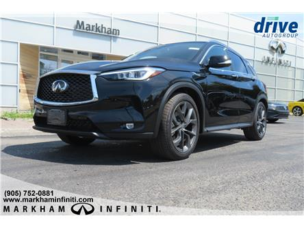 2019 Infiniti QX50 Autograph (Stk: K624) in Markham - Image 1 of 23