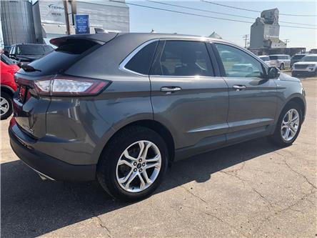 2017 Ford Edge Titanium (Stk: 9232A) in Wilkie - Image 2 of 22