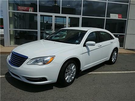 2013 Chrysler 200 LX (Stk: 20028A) in New Minas - Image 1 of 15