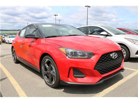 2020 Hyundai Veloster Turbo w/Two-Tone Paint (Stk: 01960) in Saint John - Image 1 of 2