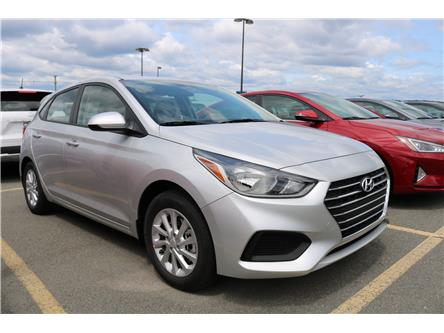 2019 Hyundai Accent Preferred (Stk: 91939) in Saint John - Image 1 of 3