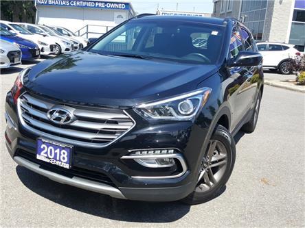 2018 Hyundai Santa Fe Sport 2.4 Premium (Stk: OP10208) in Mississauga - Image 1 of 19