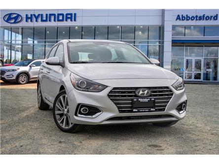 2019 Hyundai Accent Ultimate (Stk: KA087139) in Abbotsford - Image 1 of 28