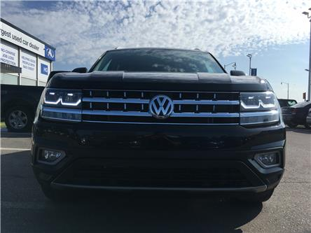 2018 Volkswagen Atlas 3.6 FSI Highline (Stk: 18-67975) in Brampton - Image 2 of 30