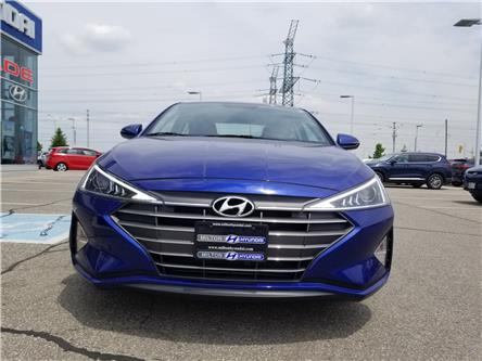 2020 Hyundai Elantra Preferred (Stk: 897350) in Milton - Image 2 of 11