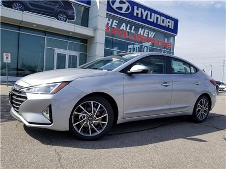 2020 Hyundai Elantra Luxury (Stk: 926565) in Milton - Image 1 of 11
