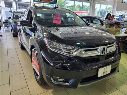 2019 Honda CR-V Touring (Stk: G190888) in Toronto - Image 1 of 4
