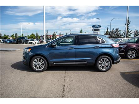 2019 Ford Edge Titanium (Stk: KK-204) in Okotoks - Image 2 of 5