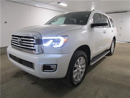 2019 Toyota Sequoia Platinum 5.7L V8 (Stk: 193776) in Regina - Image 1 of 26