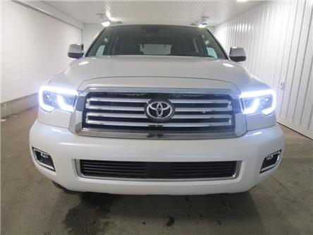 2019 Toyota Sequoia Platinum 5.7L V8 (Stk: 193776) in Regina - Image 2 of 26