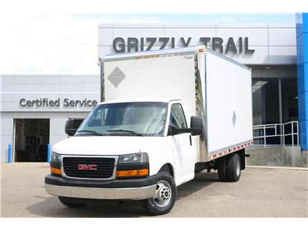 2016 GMC Savana Cutaway 3500 1WT (Stk: 58220) in Barrhead - Image 1 of 24