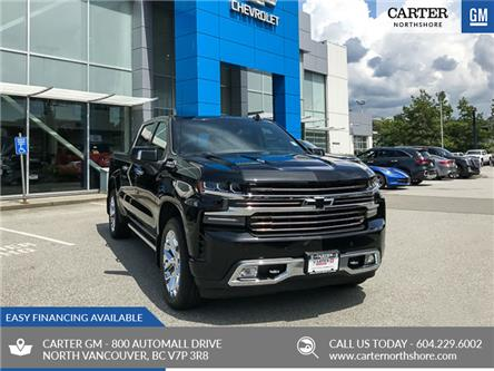 2019 Chevrolet Silverado 1500 High Country (Stk: 9L77090) in North Vancouver - Image 1 of 12
