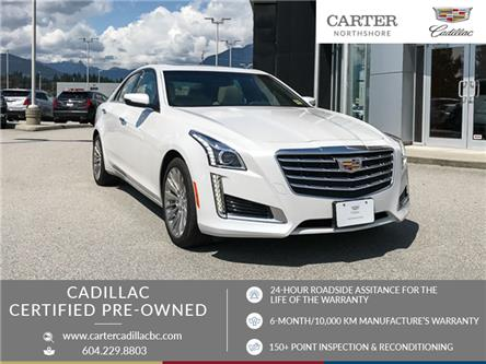 2019 Cadillac CTS 3.6L Luxury (Stk: 9D98711) in North Vancouver - Image 1 of 26
