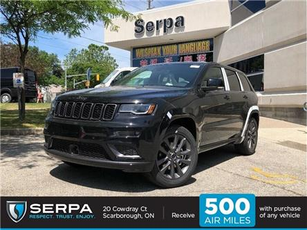 2019 Jeep Grand Cherokee 2BS High Altitude (Stk: 194111) in Toronto - Image 1 of 18