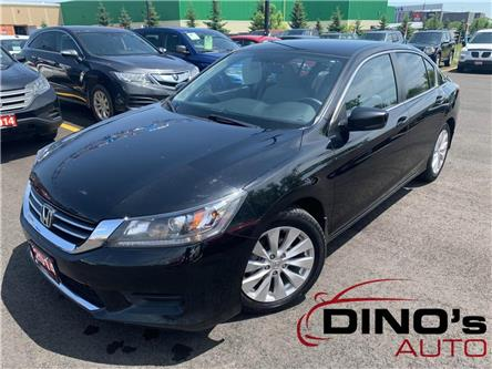 2014 Honda Accord LX (Stk: 807910) in Orleans - Image 1 of 29