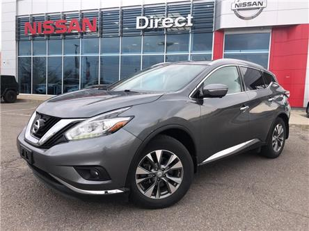 2015 Nissan Murano SL | NO ACCIDENTS | CERTIFIED PRE-OWNED (Stk: P0628) in Mississauga - Image 1 of 20