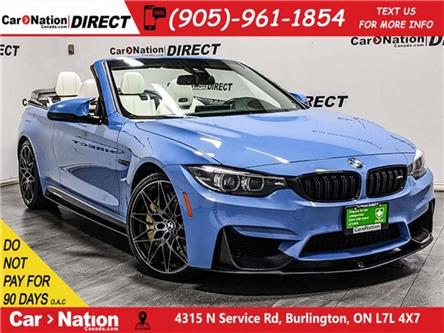 2018 BMW M4 Base (Stk: K754A) in Burlington - Image 1 of 38