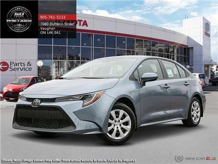 2020 Toyota Corolla LE (Stk: 69139) in Vaughan - Image 1 of 24