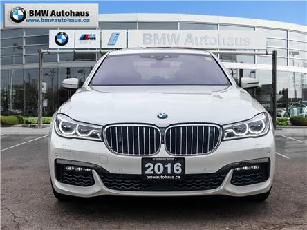2016 BMW 750i xDrive (Stk: P8951) in Thornhill - Image 2 of 33