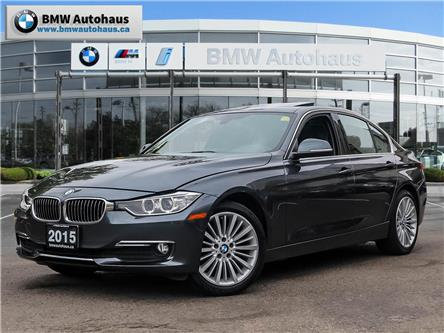 2015 BMW 328d xDrive (Stk: P8978) in Thornhill - Image 1 of 26
