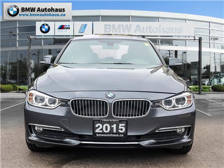 2015 BMW 328d xDrive (Stk: P8978) in Thornhill - Image 2 of 26