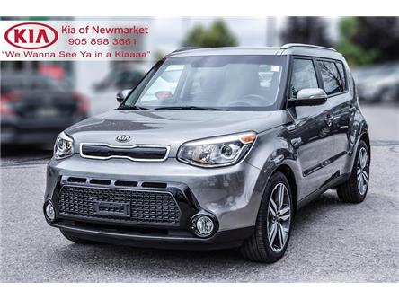2015 Kia Soul SX (Stk: P0921) in Newmarket - Image 1 of 17